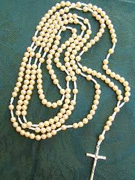 20 decade rosary 5mm faux pearl 20 decade rosary iconeum llc