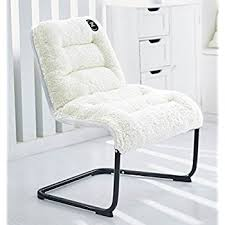 Comfortable Chairs For Living Room by Amazon Com Zenree Luxury Comfortable Padded Collapsible Oversized