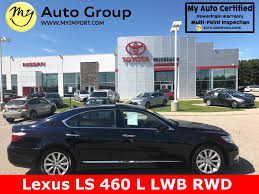 used car lexus ls 460 used used 2008 lexus ls 460 l for sale in muskegon used cars