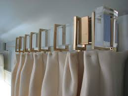 How To Hang Curtains With Hooks Curtains Hang Curtain From Ceiling Decorating Hanging Ceiling