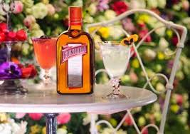 garden party cocktail cointreau invites cocktail lovers to toast to the summer at a