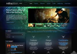 website templates for ucoz refraction template ucoz free ucoz scripts templates free at