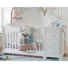 Convertible Crib Changing Table Cribs With Changing Table And Storage Storage Designs