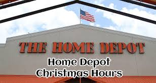 What Is Home Decoration Home Depot Christmas Hours 2016