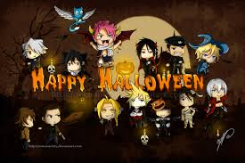 halloween anime pictures halloween fairy tail wallpaper hd