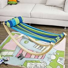 sobuy children kids rocking hammock fst33 j amazon co uk