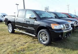 nissan titan trucks for sale 2014 nissan titan sl 4x4 5 6l crew cab heavy metal chrome package