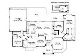 southwest house plans 13 best floor plans images on pinterest