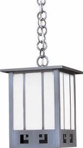 craftsman outdoor pendant light arroyo craftsman lily 1 light outdoor hanging lantern size 1