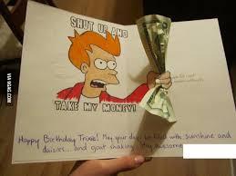 awesome birthday cards awesome birthday card 9gag
