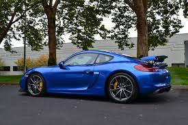 Porsche Cayman Gt4 U2013 Attention 2 Detail