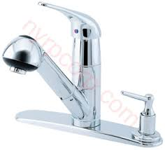 Single Lever Pull Out Kitchen Faucet by Danze D455612 Melrose Single Handle Pull Out Kitchen Faucet