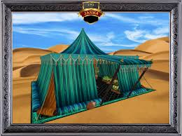arabian tent second marketplace jasma arabian royal tent furnished boxed