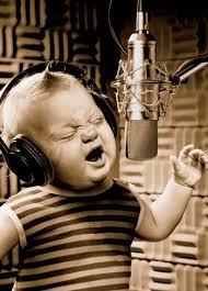 singing baby meme generator