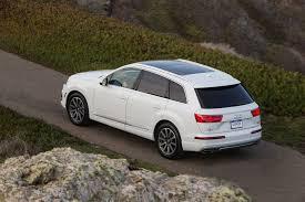 audi jeep 2017 first drive 2017 audi q7 light u0026 loaded