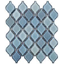 bathroom merola tile arabesque orion for exciting backsplash in