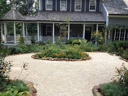 walkway porches patios types of landscaping rock with decorative