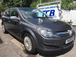 used vauxhall astra life 5 doors cars for sale motors co uk