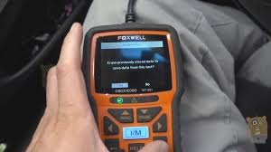 How To Remove Check Engine Light How To Reset Check Engine Light Using Foxwell Nt301 Scanner