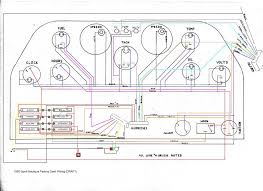 boat instrument panel wiring diagram diagram wiring diagrams for