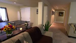 Cool Finished Basements Cost For Finishing Basement Decor Modern On Cool Gallery In Cost
