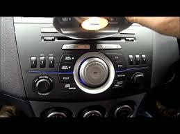 mazda 2010 2010 mazda 3 6 disc stereo cd player youtube
