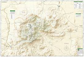 Maps Bend Oregon by Big Bend National Park National Geographic Trails Illustrated Map