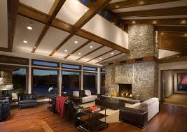 Vaulted Living Room Ceiling Vaulted Ceilings Pros And Cons Myths And Truths