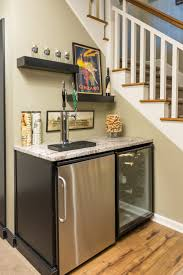 Awesome Collection Of General Contractor Awesome Collection Of Home Design Basement Corner Wet Bar Ideas