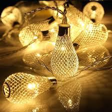 battery led string lights decorative string lights for patio fooru me