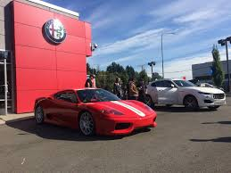 ferrari dealership inside driving programs u2014 avants
