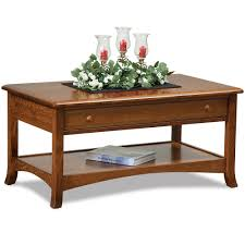 Amish End Tables by Lift Top Coffee Table Wooden Coffee Table Rectangular Coffee