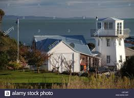 Modernday Houses by The Lighthouse A Modern Day Folly Built As A Holiday Home In