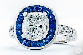 Sapphire Wedding Rings by 8 Sapphire Engagement Rings To Covet The Golden Hour