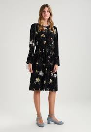 soaked in luxury soaked in luxury hanne dress day dress black zalando co uk