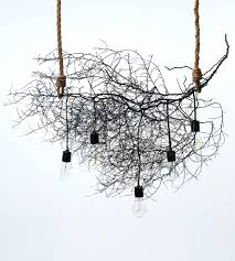 tumbleweed horizontal native tumbleweed chandelier home do not use lighting