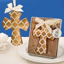 hton cross ornament favors