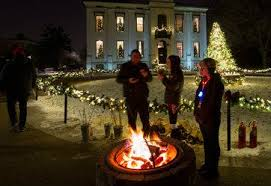 St Louis Botanical Garden Events Garden Glow Will Again Light Up Winter Nights St Louis Radio