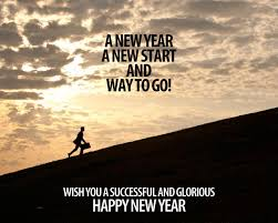 wishing you all a successful and glorious happy new year