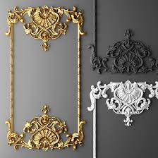 Baroque Home Decor Image Result For Photo Frame Baroque Wall Decoration Pinterest
