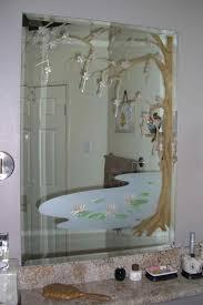 cherry bathroom mirror cherry blossom tree mirror custom mirrors pinterest blossom