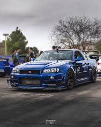 nissan godzilla r34 images tagged with omorifactory on instagram