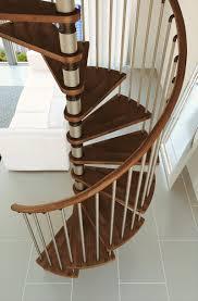 model staircase phoenix wood tread spiral staircase kit metal