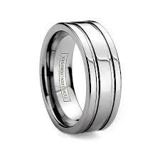 gunmetal wedding band mens wedding bands lifetime warranty men s wedding rings