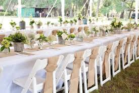 burlap table runners the rustic chic boutique