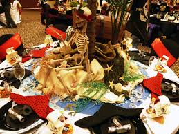 Tropical Themed Party Decorations - treasure island pirate party decorations ideas jpg
