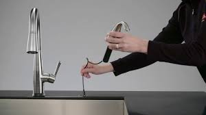 Delta Kitchen Faucets Installation How To Install A Delta Electronic Soap Dispenser With Touch2oxt