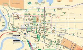 Amtrak Map East Coast by The U Route U2013 Cleveland Streetcar