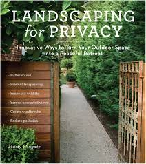 backyards trendy landscaping for privacy innovative ways to turn