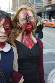zombie walk and halloween parade toronto star